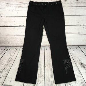 Harley Davidson bling moto trousers pants